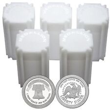 Liberty Bell Stackables 1oz .999 Silver Medallion (100pc)