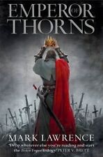 Emperor of Thorns by Mark Lawrence (Paperback, 2014)