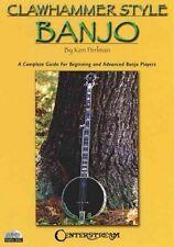 Clawhammer Style Banjo 0073999552768 With Ken Perlman DVD Region 1