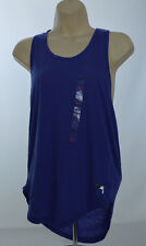 Victorias Secret Pink Twist Racer Back Athletic Tank Top Blue XS Extra Small