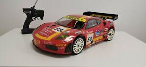 Kyosho Inferno GT ReadySet Ferrari F430GT 1/8th On-Road Nitro Car