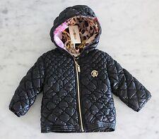 Roberto Cavalli Baby down jacket size: 3 months girl NEW