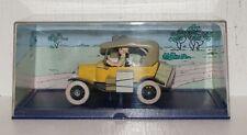 Tim und Struppi Modellauto Ford Model T 1:43 Kongo Tintin Atlas Collection