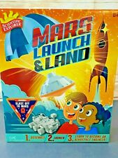 Scientific Explorer Mars Rover Launch & Land Learning/Exploration Toy Education