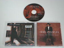 JOHN ANDERSON/TAKIN ´ THE COUNTRY INDIETRO(MERCURIO 314-536 004-2) CD ALBUM