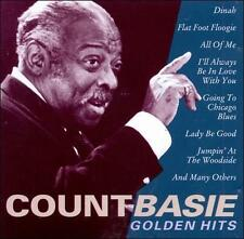 Golden Hits by Count Basie (CD, Feb-1996, ITC Masters)