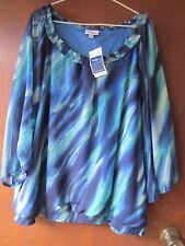 NEW WITH TAGS, MILLERS ,SIZE 22 TOP RRP $39.95