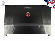 NEW MSI GE62 LCD Back Cover 3076J1A212Y311 US Seller