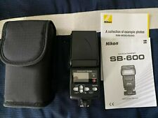 Nikon SB-600 Speed Light