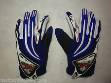 GANT MITSOU USA BLEU PAIRE DE GANTS TAILLE XXL GLOVE BLUE CROSS ENDURO TRIAL
