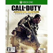 New Xbox one Call of Duty Advanced Warfare Subtitled Version  Japan Import