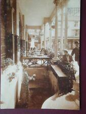 POSTCARD KENT FOLKESTONE - THE PANTILES 1932 - MRS RAGGET SERVING WATER