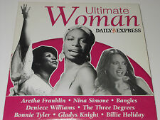 Daily Express Music CD - Ultimate Woman