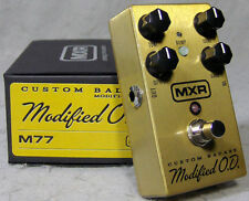 Dunlop MXR Custom Badass Modified OD M77