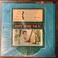 ROY DRUSKY  THE PICK OF THE COUNTRY VINYL LP  MERCURY SR 60973  EXCELLENT COND