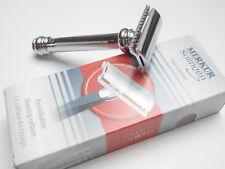 MERKUR 38C Rasierer RASIERHOBEL Chrom Rasierapparat für Rasierklinge DE Shaver!