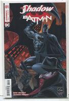 Batman- The Shadow #1 NM  Cover G  Dynamite/DC  Comics **21