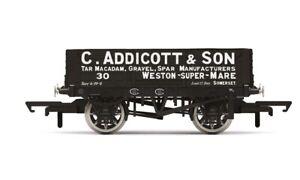 Hornby C. Addicott & Son 4 Plank Wagon No. 30 Era 2/3 Model Train