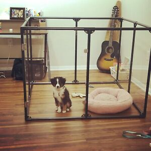 large indoor outdoor dog pet playpen