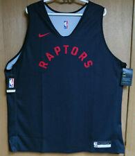 Nike NBA RaptorsSz 3XL Player Issue Training Jersey Vest Reversible AJ4747-010