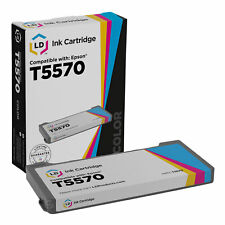 LD Reman T5570 Photo Color Ink Cartridge for Epson PictureMate Deluxe/Express