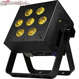 Blizzard Lighting SkyBox EXA RGBAW+UV LED Club Stage Light