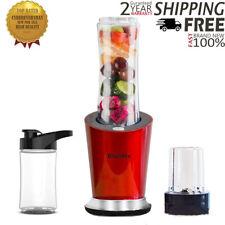 300W Mini Blender Mixer Juicer 600ml BPA Free Bottle for Smoothies Shakes dt55