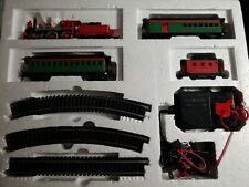 Dept 56 Heritage Village Express Bachmann Electric Train Set 59803 Ho Scale