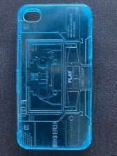 Mech Ideas Soundwave iPhone 4 Case Used Broken See Pic