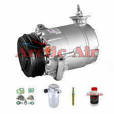 68280 Arctic Air New Auto A/C Compressor Kit fits 2002-05 Pontiac Grand Am 2.2L