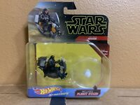 Hot Wheels Star Wars Starships Darth Maul's Speeder Disney Mattel