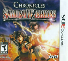 Samurai Warriors Chronicles 3DS New Nintendo 3DS, Nintendo 3DS