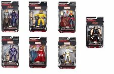 Complete set of 7 Marvel Legends Infinite Series 6 inch figures by Hasbro, NEW!