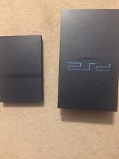 Sony PS2 Slim SCPH-70012 & PS2 Fat SCPH-30001 R, Tested Not Working