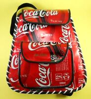 COCA COLA tin can backpack Made out of Cans!!  VERY COOL!!  COKE!