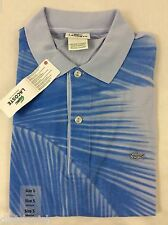 Lacoste Men's Polo Shirt SLIM FIT NWT Arien Blue Size EU 5 US M