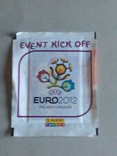 "BUSTINA SIGILLATA FIGURINE PANINI ""EURO 2012"" - EVENT KICK OFF"