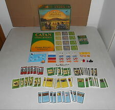 SETTLERS OF CATAN CITIES AND KNIGHTS 3065 BOARD GAME EXPANSION MAYFAIR GAMES