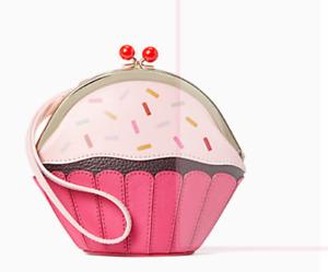 Kate Spade Take the cake posie Wristlet