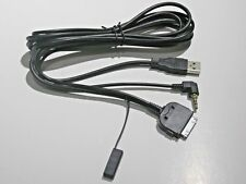PIONEER CD-IU50V AVH-P3200BT iPOD iPHONE CABLE NEW E