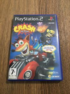 Crash Tag Team Racing PlayStation 2 PS2 PAL 2005 Complete with Manual