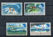 Cayman Island 1967 International year of  tourism  MNH
