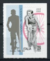 Italy Sports Stamps 2019 MNH Fausto Coppi Cycling Famous People 1v S/A Set