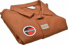 Stanco Safety Products W630 Size L Brown Flame Resistant Welding Coat