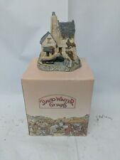 David Winter Cottages - Tamar Cottage. West Country Collection. 1986