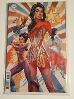 Wonder Woman #750 J Scott Campbell 1960s Variant Signed Campbell w/ COA