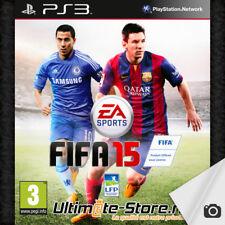 Jeu PS3 Fifa 15 2015 + Publicité - PlayStation 3 - EA Sports / EA Canada (2)