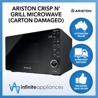 Ariston Freestanding 30L Microwave Oven & Grill MWA23B (Carton Damage)