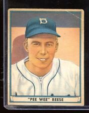 1941 Play Ball PEE WEE REESE Rookie RC #54 VG