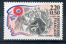 STAMP / TIMBRE FRANCE NEUF N° 2564 ** CELEBRITE / REVOLUTION / SIEYES